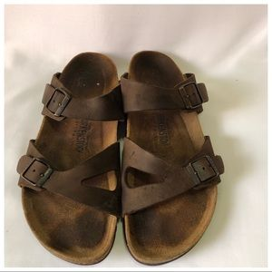 Birkenstock Soft Foot Sandals 9 - 9.5